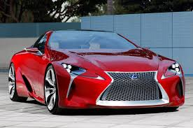 lexus two door sports car price lexus lf lc concept a 2 2 seat hybrid coupe that was unveiled at