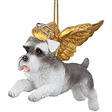 tree ornaments honor the pooch miniature