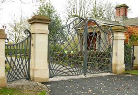 Gate Designs To Enhance Your House Security And Beauty Horrible