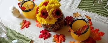 10 diy thanksgiving decorations to transform your home this fall