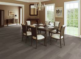 Grey Wood Floors Kitchen by Appealing Brown Color Wood Vinyl Kitchen Floor Features Orange