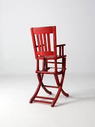 Western Rocking Chair Antique Children U0027s Convertible Rocking Chair High Chair U2013 86 Vintage