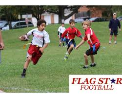 Flag Football Equipment Flag Football Birthday Party For Up To 18 Kids At The Location Of