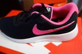 Nike Tanjun Black nike tanjun trainers womens black pink ebay