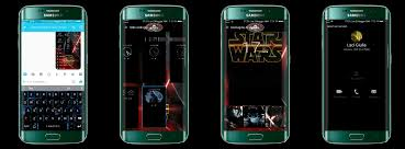 wars themes for android themes collection for devices galaxy with samsung galaxy s6 edge
