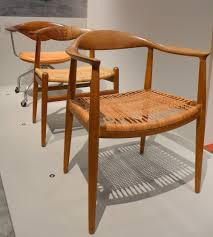 design classic the chair by hans wegner u2014 danish design review