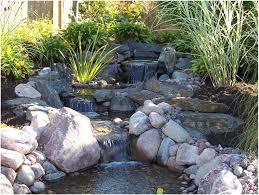 backyards terrific backyard ponds with waterfall backyard ponds