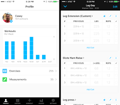 how a fitness app helped me get strong u2014 and lose 20 pounds along