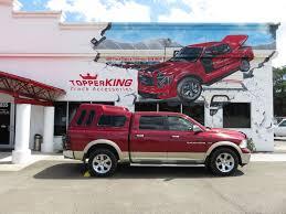 Dodge Ram Truck Caps - fully loaded 2011 dodge ram 1500 topperking topperking