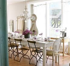 shabby chic table dining room shabby chic style with shabby chic