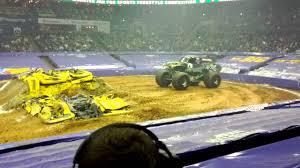 monster truck jam charlotte nc grave digger monster jam freestyle in charlotte youtube