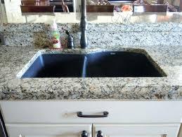 black granite composite sink granite composite sinks also battle of the black granite composite