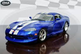 Dodge Viper Gtc - dodge viper gts 1 18 diecast by bburago pma diecast youtube