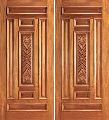 Carved Exterior Doors Carved Front Doors Out Carved Wood Entry Doors Hfer