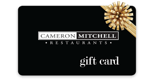 restaurant gift cards home cameron mitchell restaurants gift cards