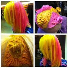25 yellow hair dye ideas crazy color hair dye