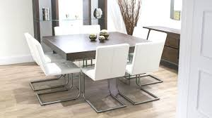 8 Seater Dining Tables And Chairs 8 Seater Dining Table And Chairs Luxury Modern Square Wood