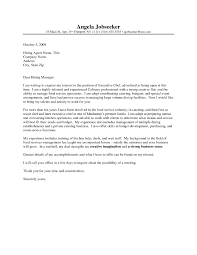 Thank You Letter Catering Client chef assistant cover letter