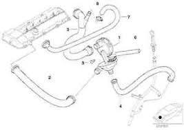 bmw ccv bmw crank ccv valve hoses e46 320i 325i 330i 520i 525i 530i