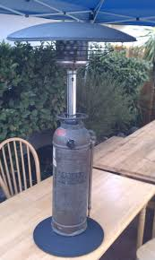 Academy Patio Heater by Heater Made From Old Fire Extinguisher My Work Pinterest