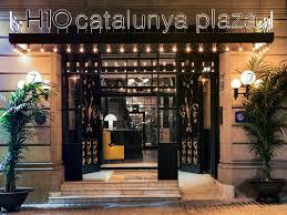 h10 catalunya plaza boutique hotel in catalunya square