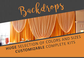 Black Stage Curtains For Sale Event Decor Direct Buy Wholesale Wedding Decorations Linens