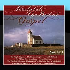 Little Richard Blind Various Artists Absolutely The Best Of Gospel Volume 1 Amazon