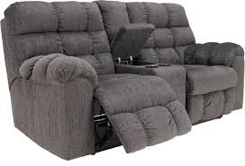 Fabric Reclining Sofa Plush Fabric Reclining Sofa Store Chicago