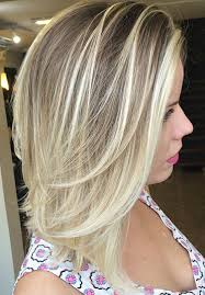 layered bob hairstyles for medium length hair 70 brightest medium length layered haircuts and hairstyles