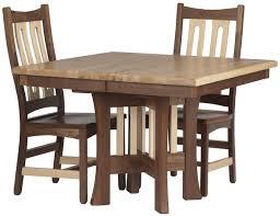 craftsman dining table erik organic