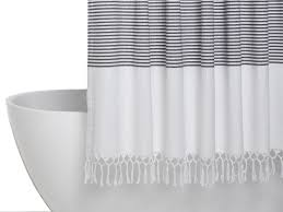 White Shower Curtains Turkish Shower Curtain Parachute Home