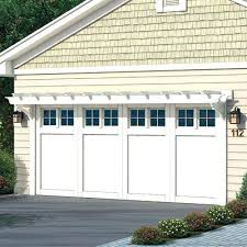 split level garage photoshop redo sprucing up a basic split level craftsman garage
