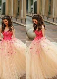 cinderella appliques prom dress ball gown prom dress party ball