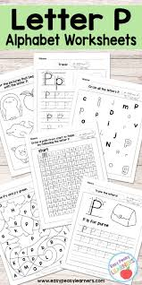 Business Letter Ps by Best 25 Letter P Crafts Ideas On Pinterest Letter P Activities