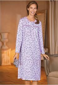 brushed cotton nightdress