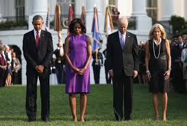 Obama First Family by Michelle Obama And Joe Biden Photos Photos First Family Observes