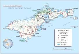 Tonga Map Geothermal Potential Of American Samoa U2013 Asrec
