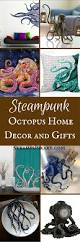octopus home decor and gifts