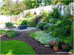 front yard and backyard landscaping ideas designs pics with cool