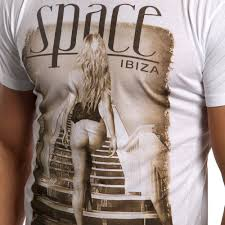 Death Stairs by Religion Space Ibiza Stairs Ss T Shirt White Reem