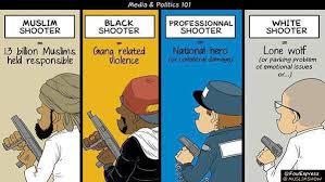 Lone Wolf Meme - media gun violence 101 2015 charleston church shooting know