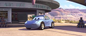 cars sally sally carrera character from u201ccars u201d pixar planet fr