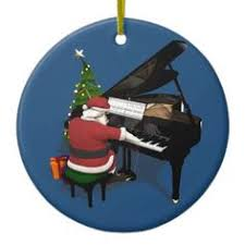 black upright piano tree ornament hiddentreasuresdecorandmore