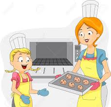 baking clipart cooking club pencil and in color baking clipart