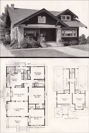 californian bungalow floor plans california bungalow by e w stillwell c 1918 representative