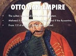 Ottoman Ruler Ottoman Safavids And Moguls Empires By Gabbie Ford