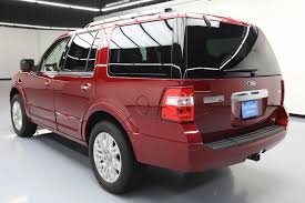 ford expedition red used 2014 ford expedition for sale 29 480 vroom