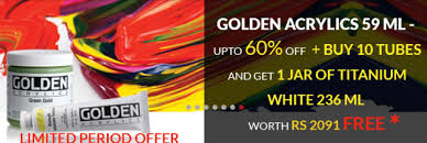 buy the best oil painting and acrylic colors india through online