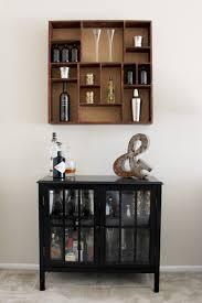 living room modern living bar room design with open flooring view
