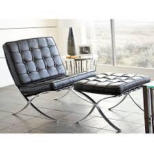 tufted leather chair and ottoman diamond sofa cordoba2pcbl cordoba tufted chair ottoman set w